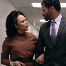 Merle Dandridge and Benjamin Patterson in 'Greenleaf'