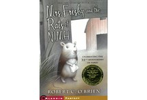 Mrs. Fris by and the Rats of Nimh by Robert C. O'Brien