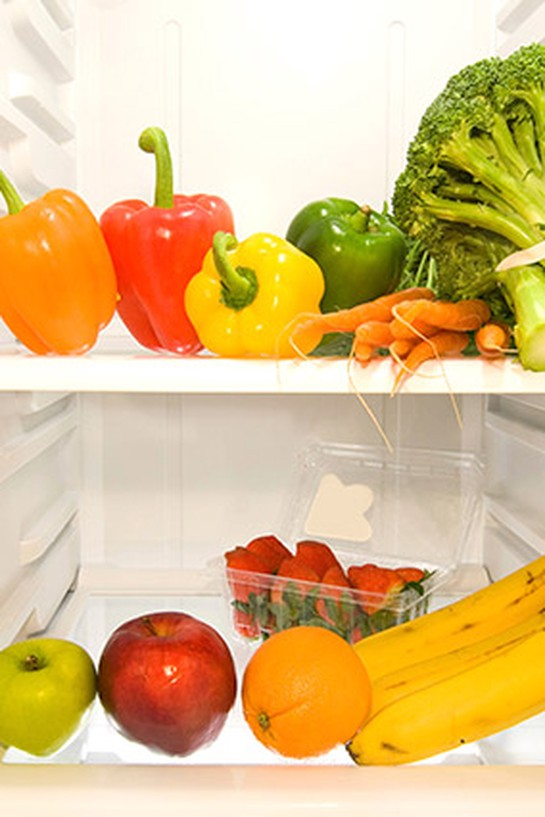 9 Clever Ways to Organize Your Fridge To Eat Healthier