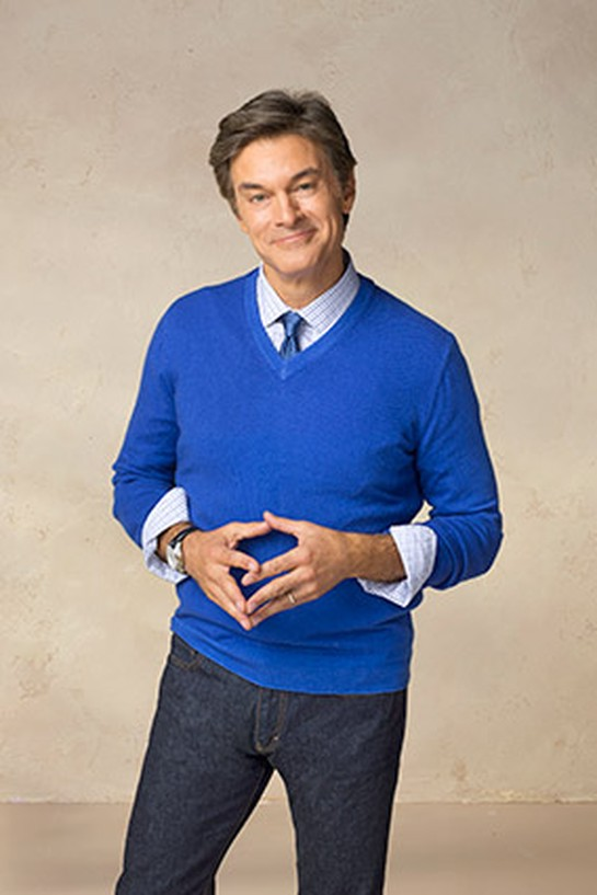 Dr. Oz: 5 Ways to Banish Belly Fat for Good