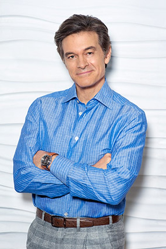 Dr. Oz: A Guide to Your Body's Color Coding