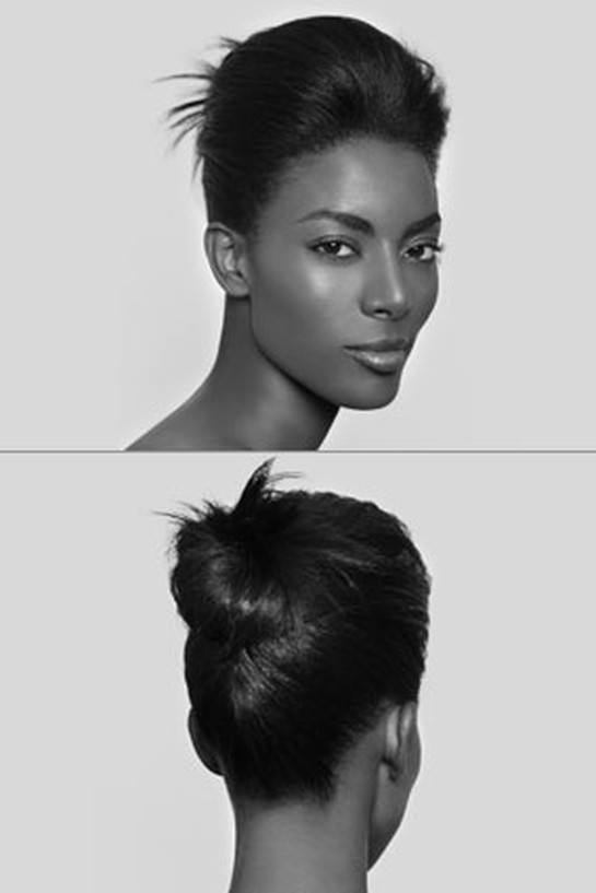 Easy Updos How To Do An Updo