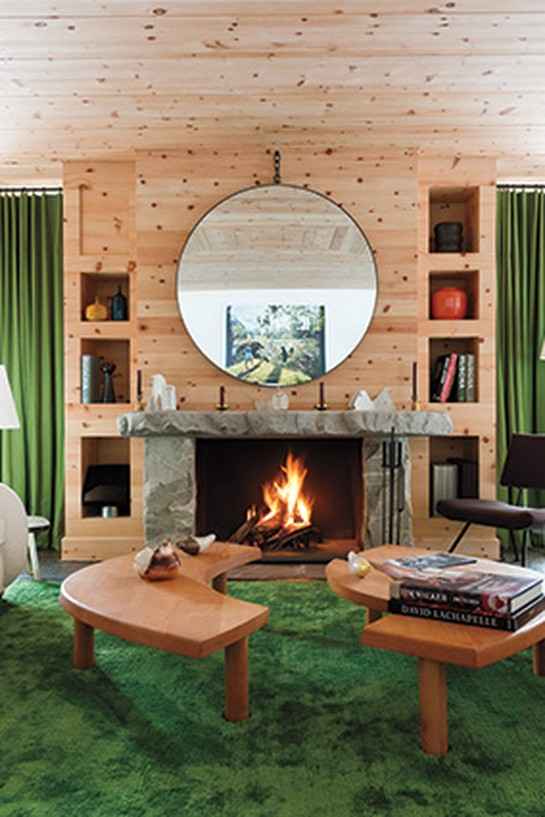 Green Decorating Ideas - Colorful Green Rooms