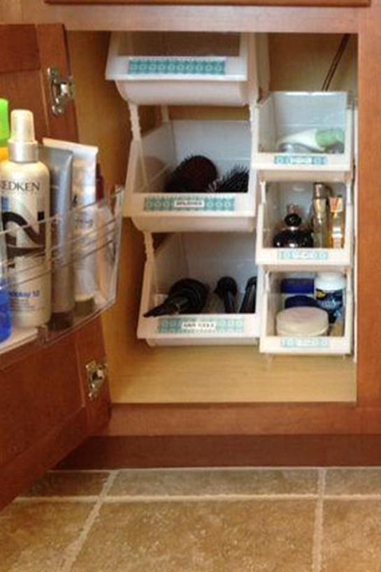 Bathroom Storage Ideas Under Sink