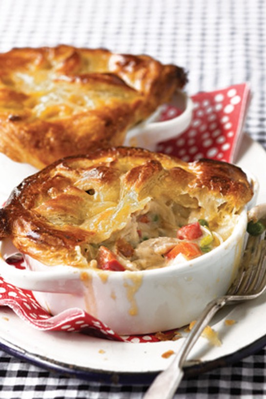 World's Greatest Chicken Pot Pie
