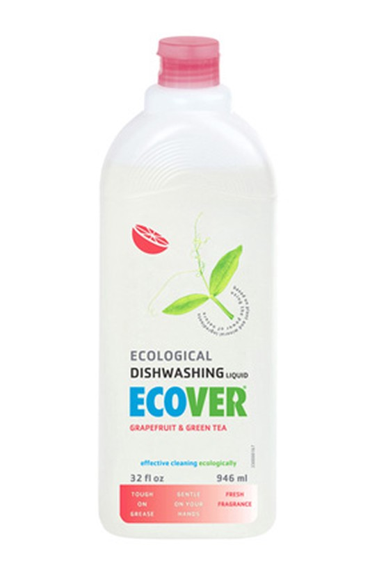 Ecover Grapefruit and Green Tea Dishwashing Liquid