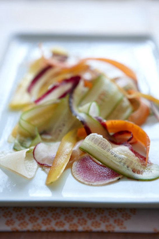 Asian Pickled Vegetables