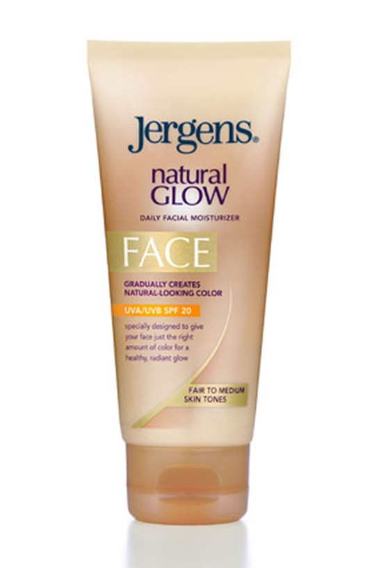 Jergens Natural Glow Face SPF 20