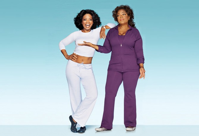 Oprah S Weight Loss Confession