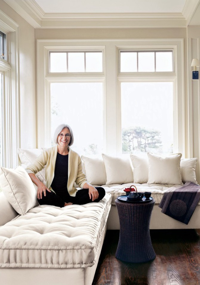 The Simple Life Eileen Fisher S Home Tour