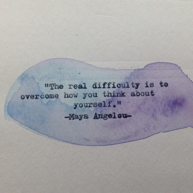Emotional Typewriter Quotes 2