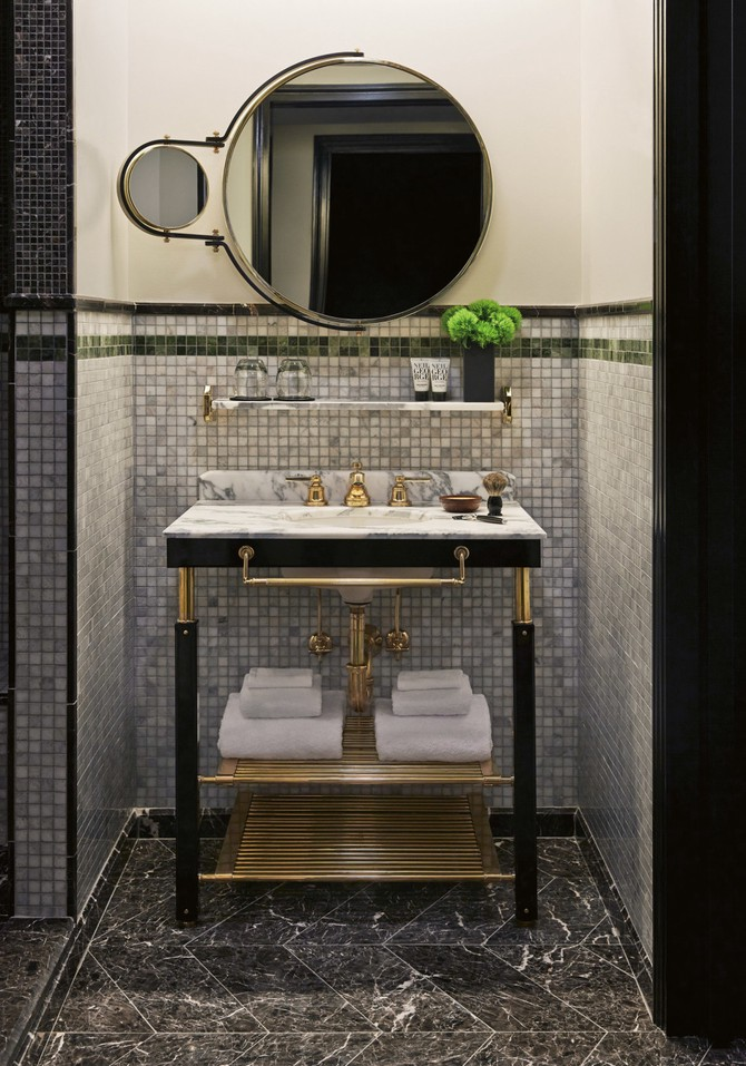 Bathroom Decorating Ideas From Hotels Hotel Chic At Home