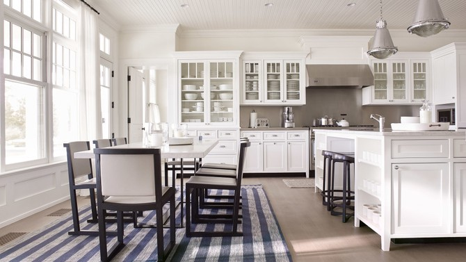White Kitchen Design Ideas - Victoria Hagan Dream Spaces