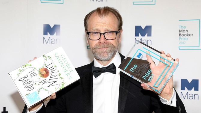George Saunders Favorite Books