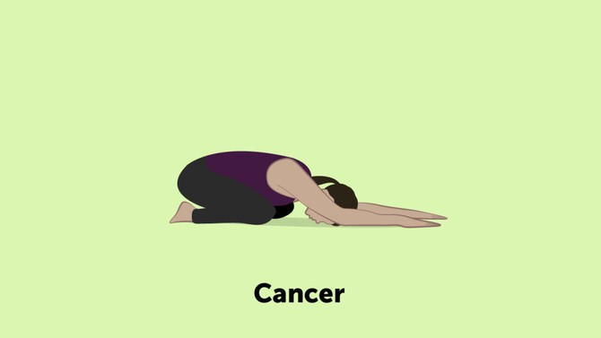 The Best Yoga Poses for Your Zodiac Sign