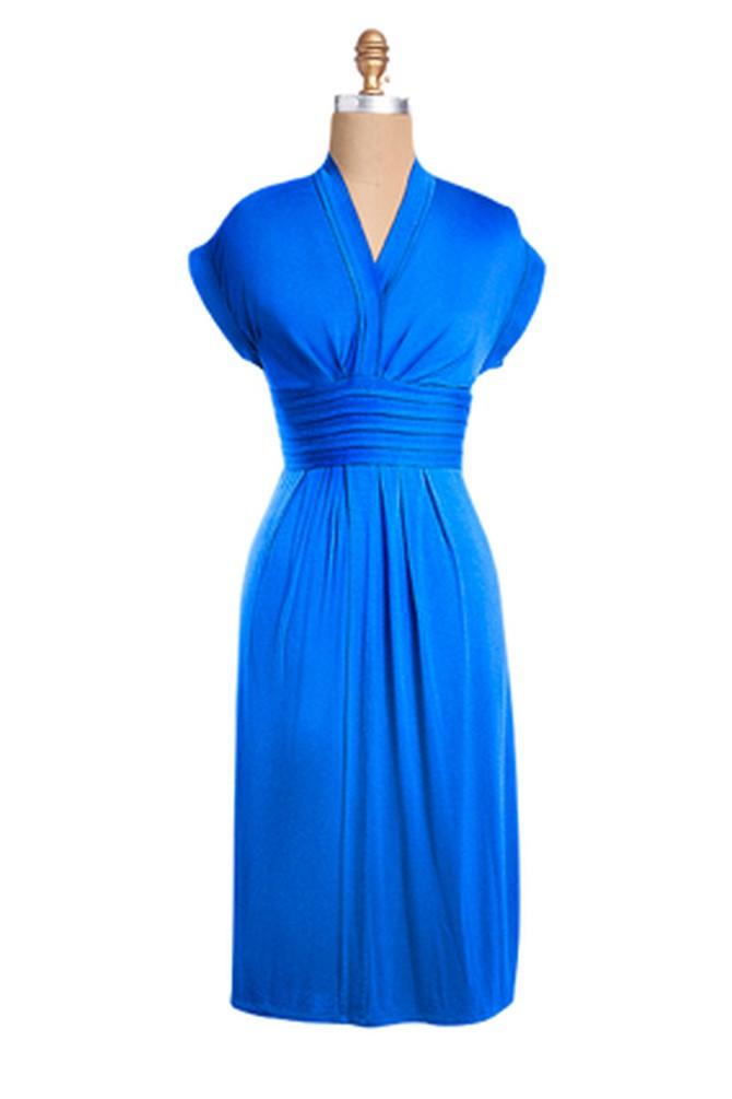 11331f77848 George for Walmart blue dress