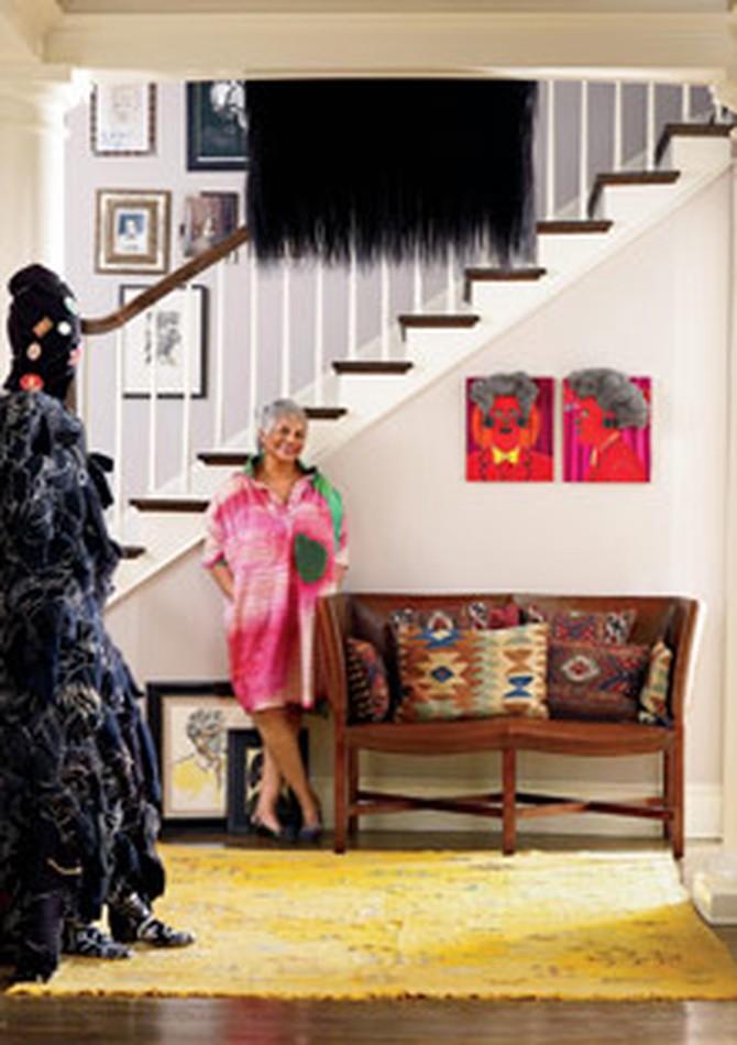 Peggy Cooper Cafritz House Tour