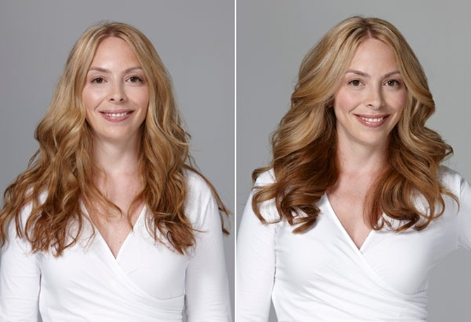 How To Curl Your Hair In Perfect Loose Waves