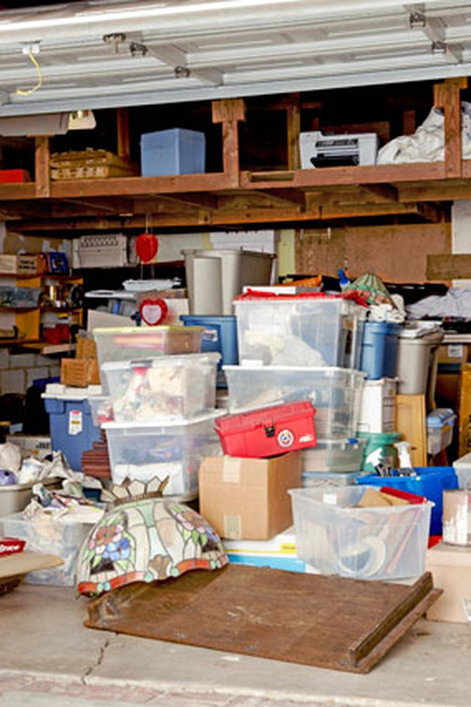 How To Organize And Clean Out Your Garage Tips From Peter Walsh