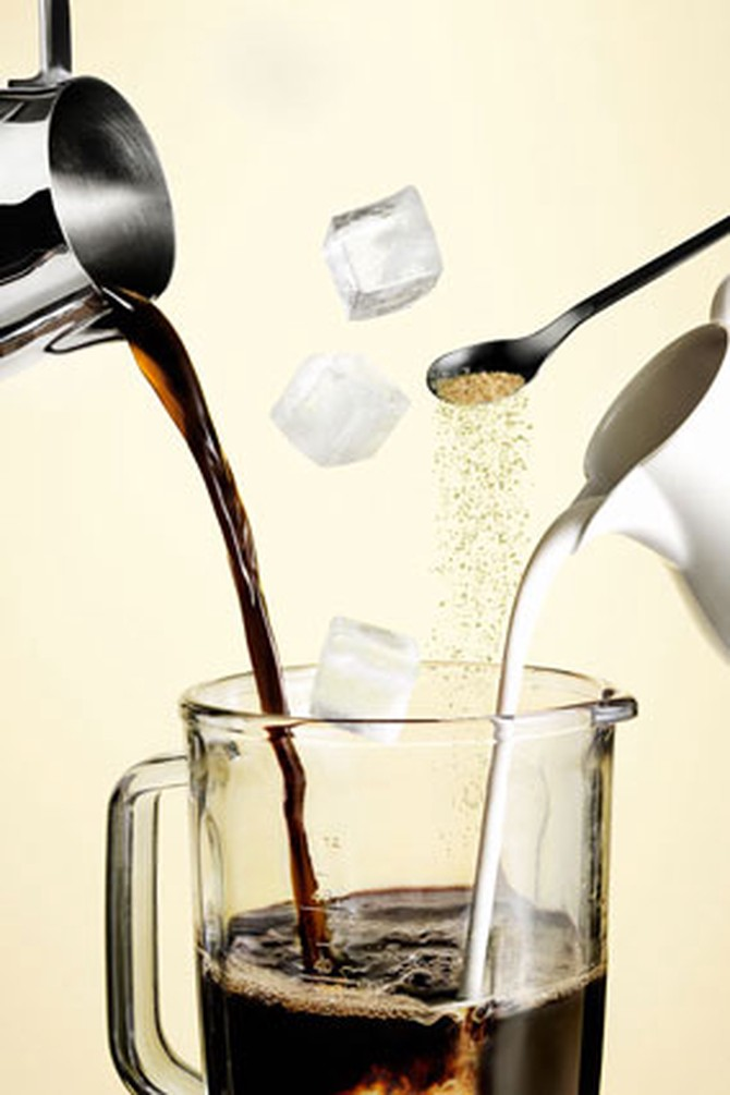 How To Brew Your Own Iced Coffee Iced Coffee At Home