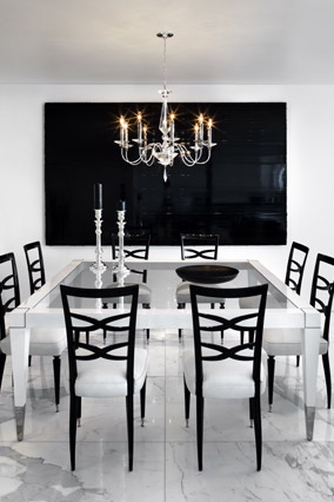 Jennifer Post Dining Room Design