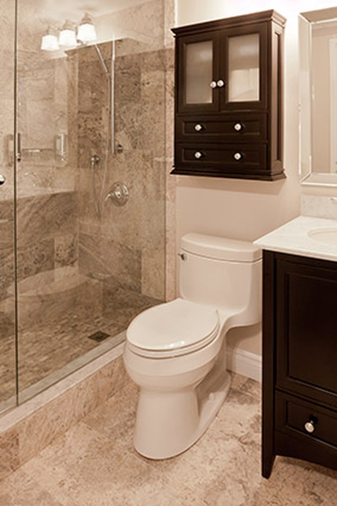 How To Make Any Bathroom Look Ger