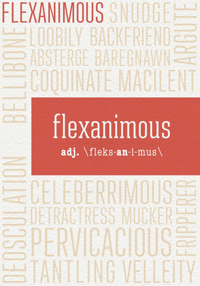 Definitions of Old English Words - Liesl Schillinger Wordbirds