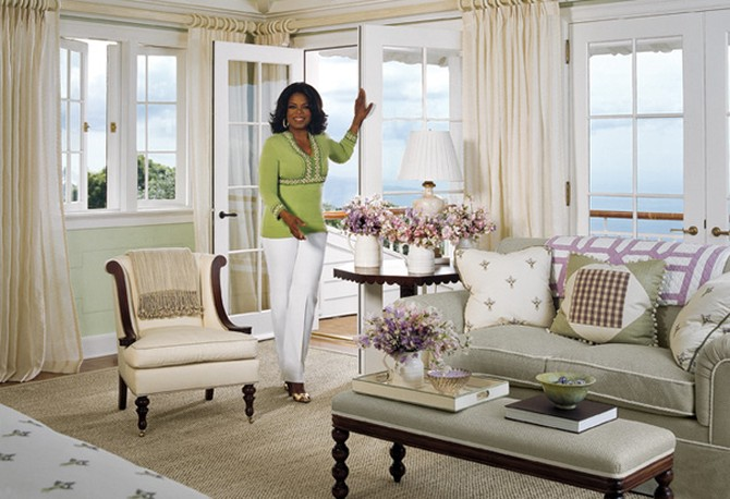 Oprah S Hawaiian Home