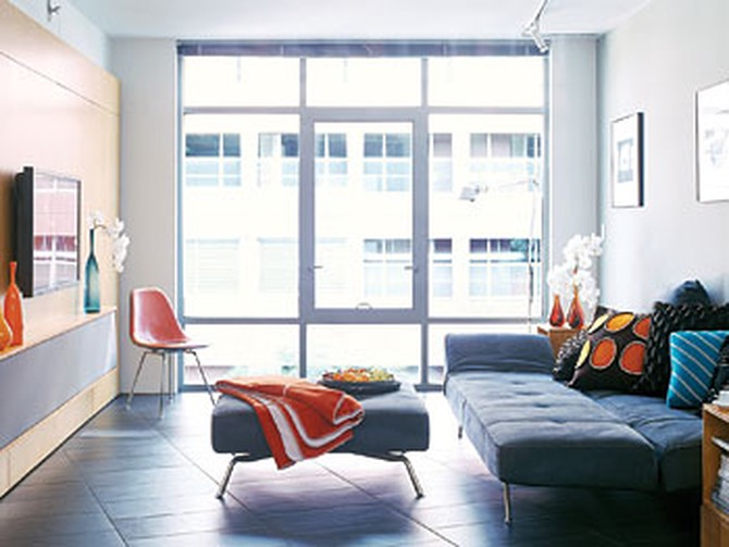 Big Ideas For Small Living Rooms: Small Space, Big Ideas