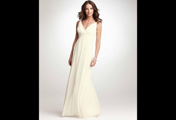 Ann Taylor Wedding Gowns: Off-the-Rack Wedding Dresses