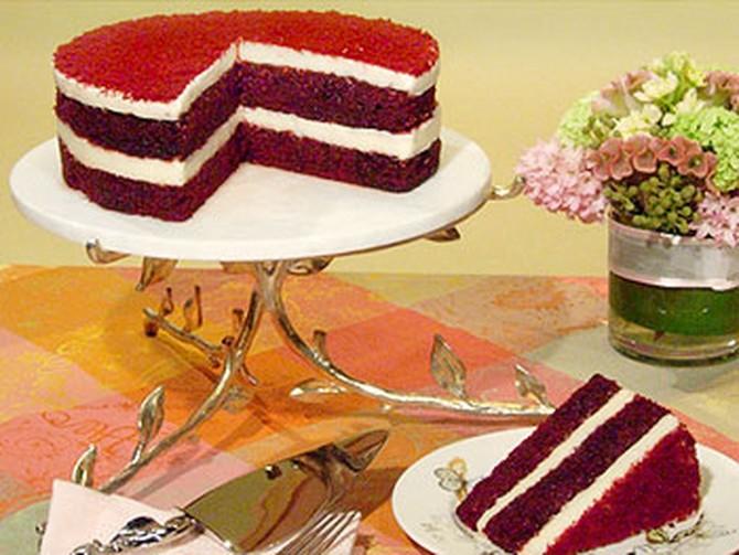 Doughboys Red Velvet Cake