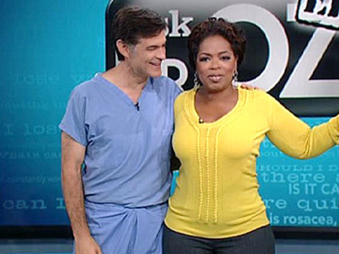 Dr Oz Answers Men S Health Questions