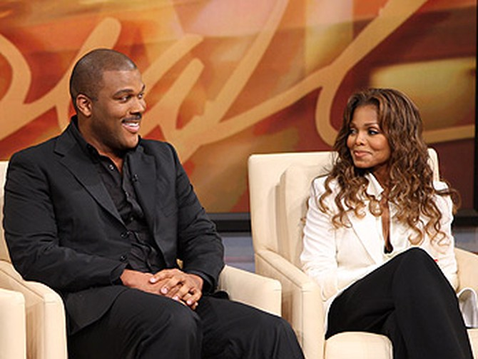 from Jose is tyler perry dating janet jackson