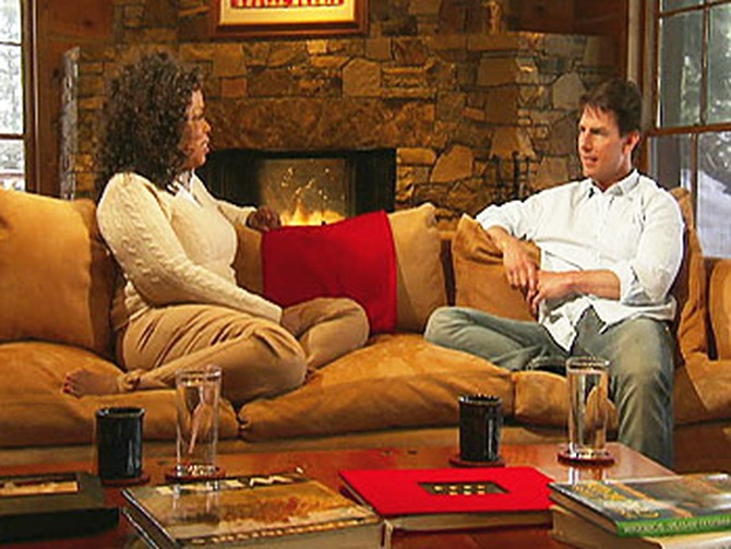 Exclusive From His Telluride Home The Tom Cruise Interview