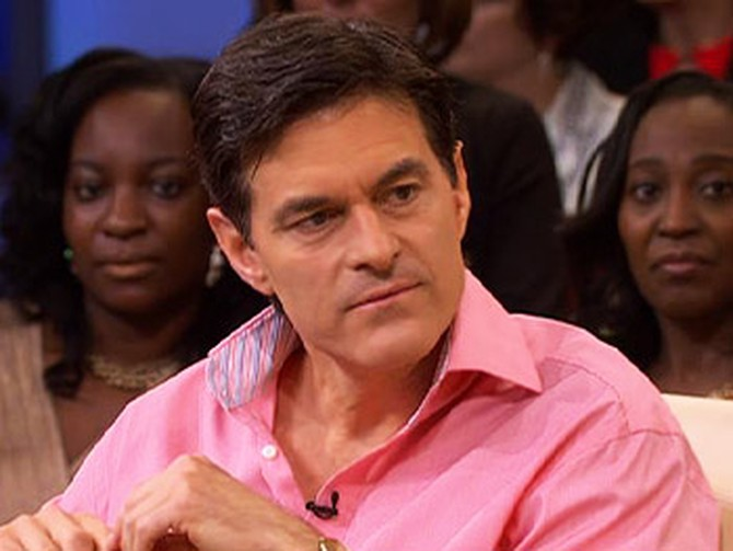 Dr  Oz Goes to Obsessive-Compulsive Disorder Camp