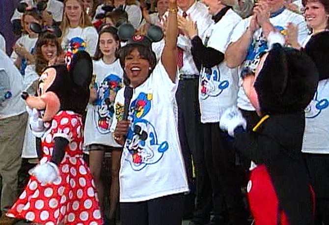 Oprah Show Giveaways