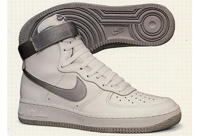 Nike shoe from 1982. 1982. The Air Force ... ee4805e09