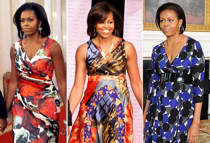 First Lady Michelle Obama's Style