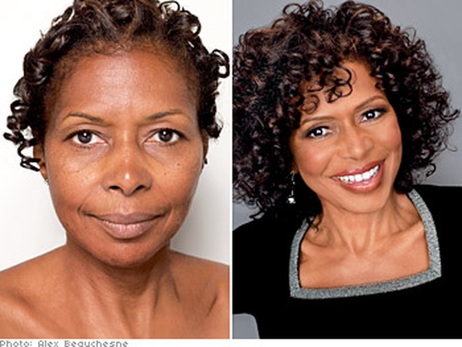 Stupendous The Right Cut For Your Face Natural Hairstyles Runnerswayorg
