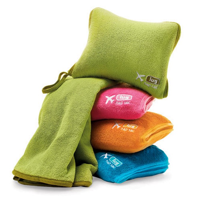 Lug Nap Sac Travel Pillow and Blanket