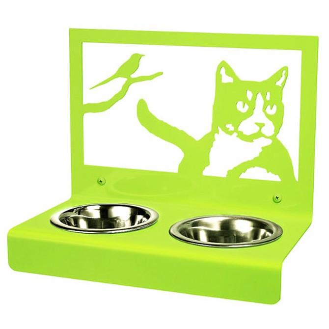 These Creatures Steel Feeding Trays