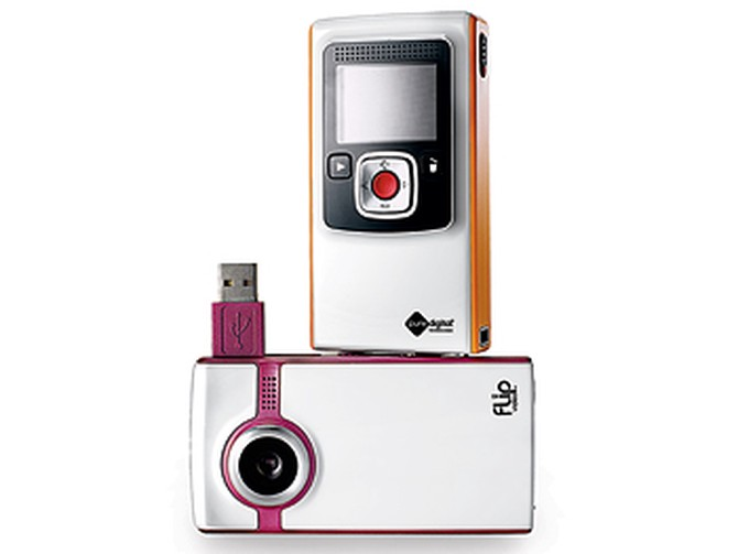 Flip Video Ultra camcorder