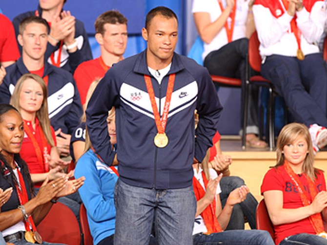 Bryan Clay, Olympic decathlon winner