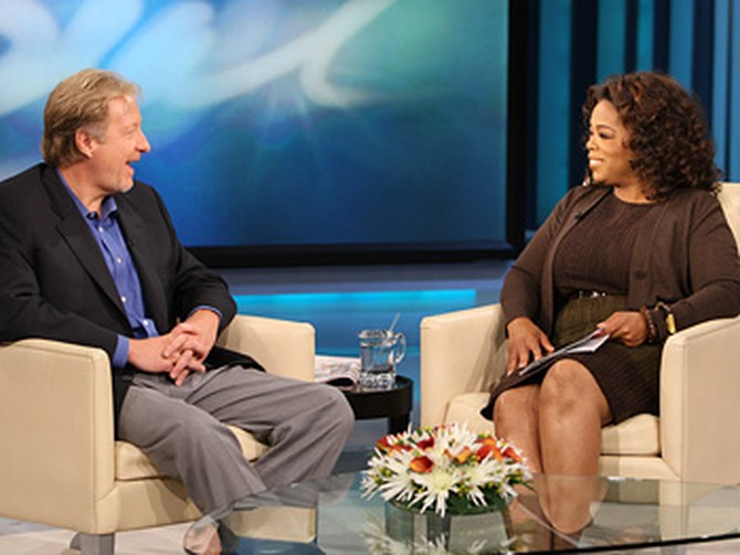 Dan Kadlec and Oprah