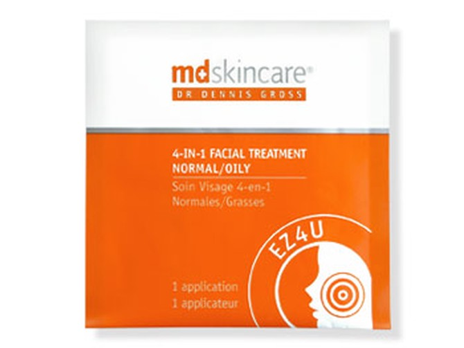 MD Skincare 4-in-1 Facial Treatment