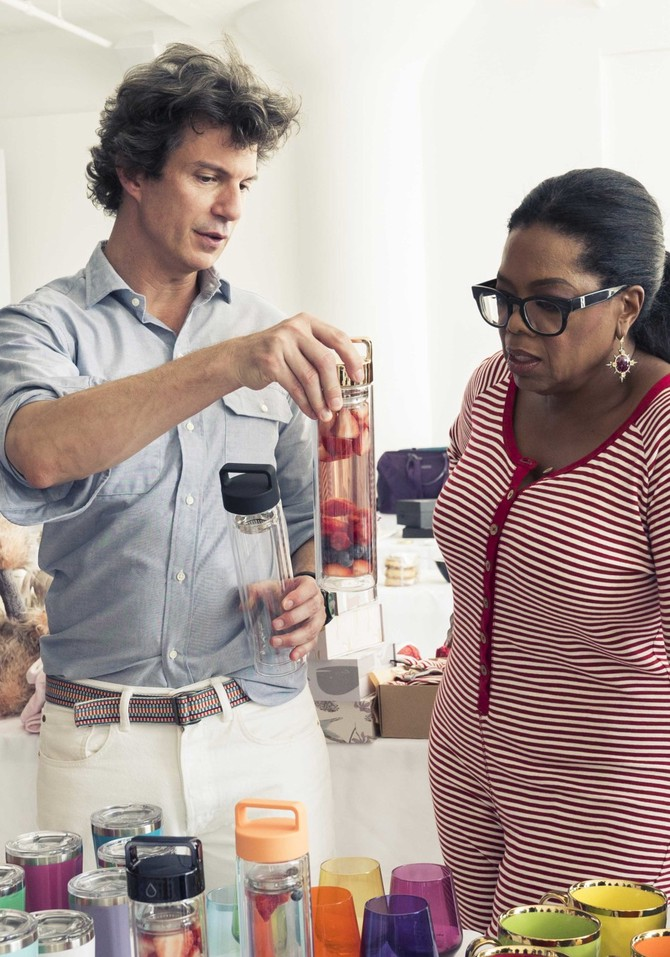 oprah's favorite things behind the scenes