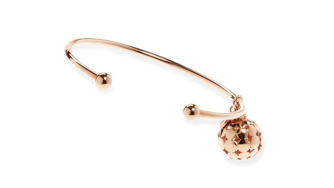 Lisa Hoffman Rose Gold Cuff