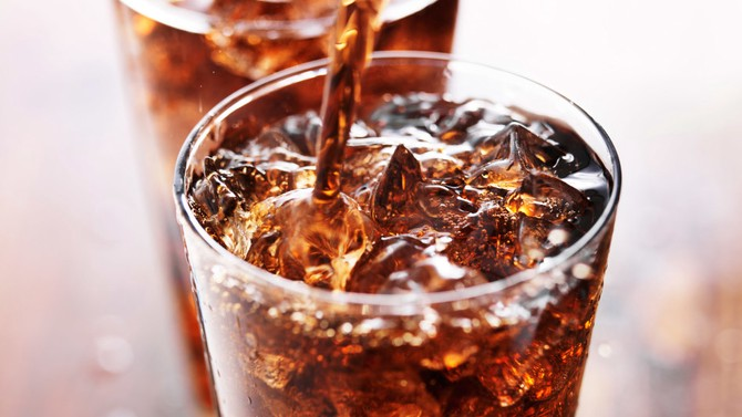 foods that age you - soda