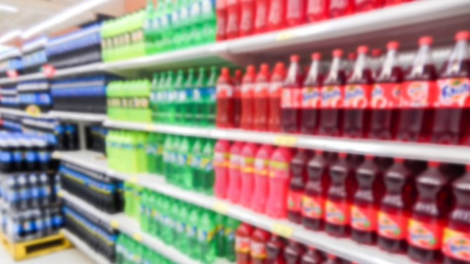 cutting out sugary drinks