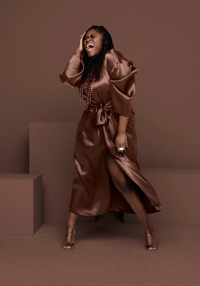 danielle brooks o magazine